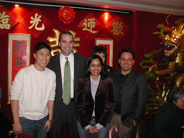 DNCC CEO Urges Asians To Get Involved