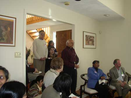 Indian Americans In Lexington Hear Town Candidates View