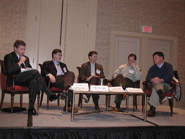 Outlook 2004: Venture Capitalists Share Their Perspectives