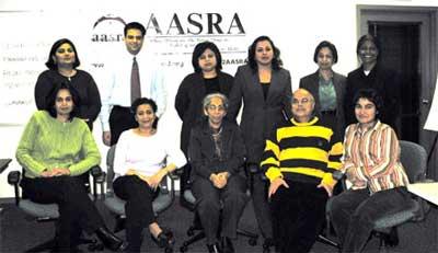 Featured Organization - AASRA Strides Ahead