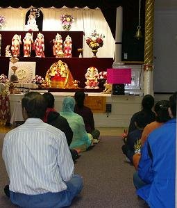 Akhand Japa Marks Chaitra Navaratri At Satsang Center