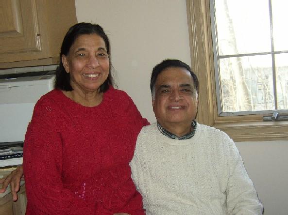 Community Stalwarts - Narain and Vidya Bhatia