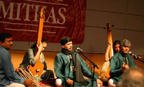 MITHAS Presents A Dhrupad Concert By The Gundecha Brothers