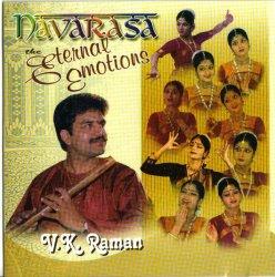 Music Review - Navarasa - Eternal Emotions