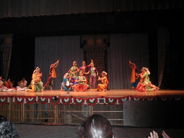 Satsang Center Fundraiser - Entertaining Fare