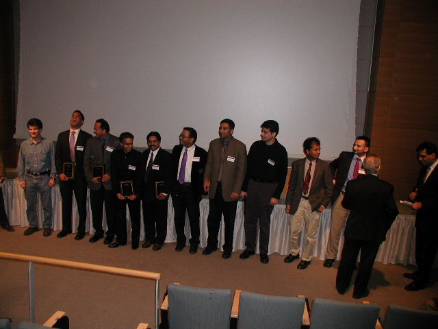 The Indian Business Club @ MIT Invites Nominations For The  2004 Global Indus Technovators Awards