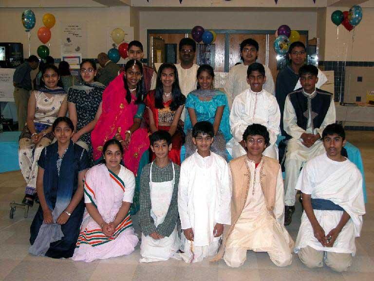 Annual Day Celebration At Shishubharati School