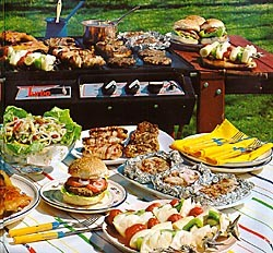Recipes - July 4th Special  - Barbeques