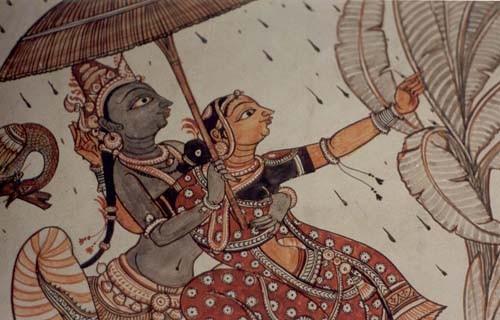 Travel: Painted Walls Of Raghurajpur