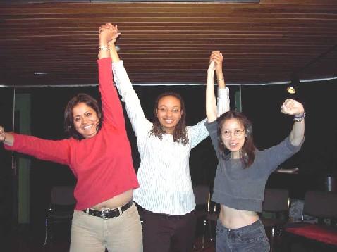 That Takes Ovaries Play Celebrates Women's Personal Triumphs
