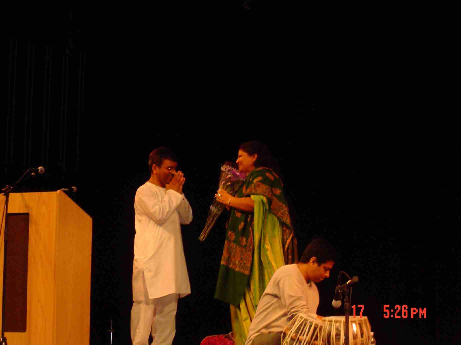 Soundraya Lahiri - Shobha Raju Concert