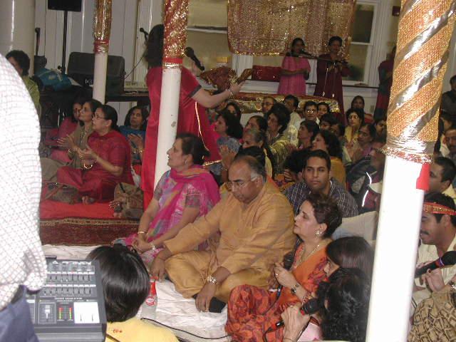 Vishal Bhagwati Jagran at Satsang Center