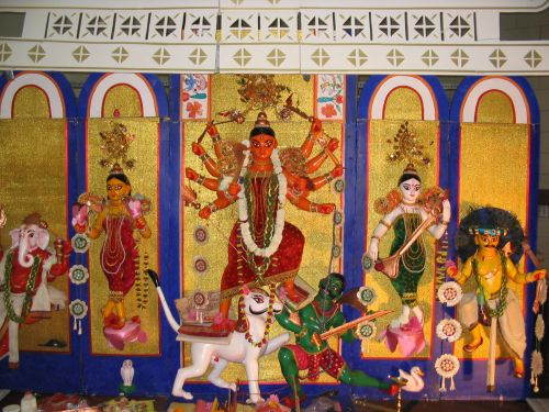 Prabasi Celebrates Durga Puja