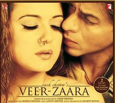 Music Review - Veer Zara