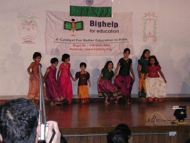 Bighelp For Education Celebrates Pongal
