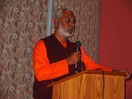 IANH Organizes Art Of Meditation Workshop