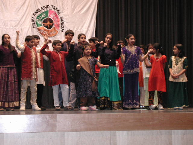 Tamil Sangam Celebrates Pongal