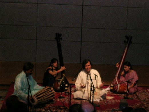 Uday Bhawalkar Presents Dhrupad At MITHAS Concert