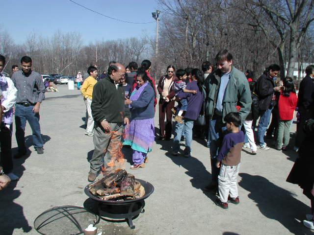 IDRF Holi - A Colorful Fundraiser