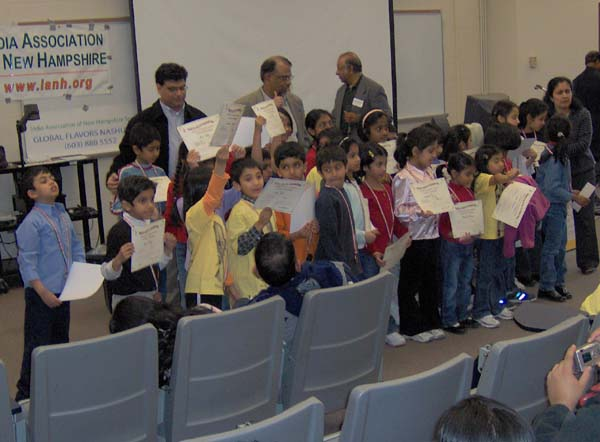 NH Regional Education Bee Attracts Over 100 Youngsters