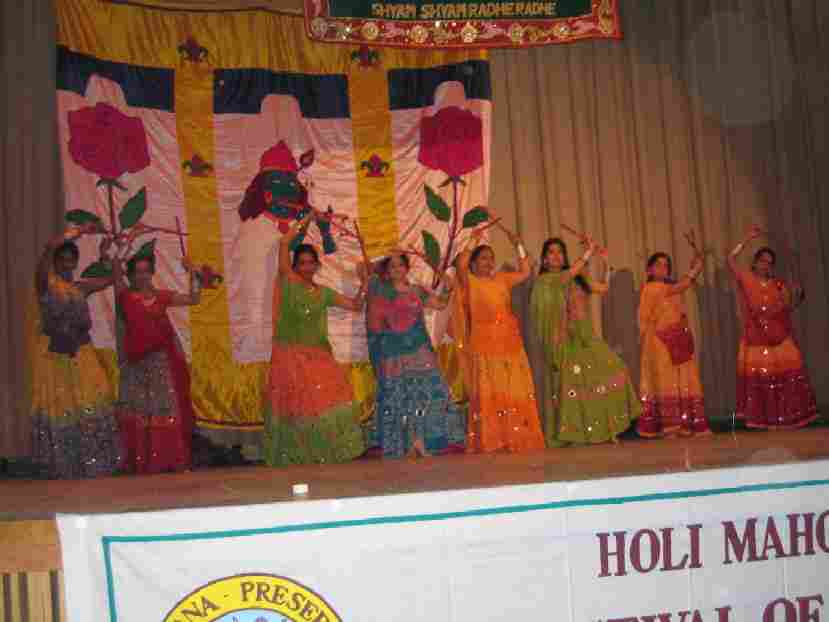 VPS Holi Event Review