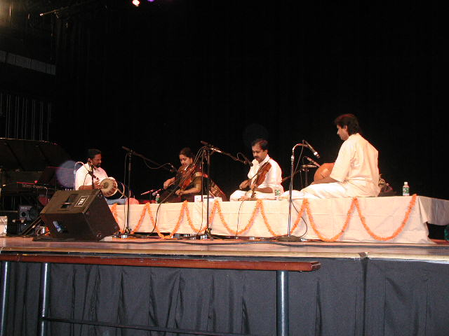 Carnatic Music Meets Jazz
