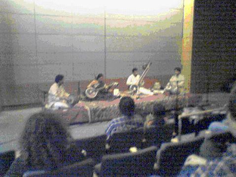 MITHAS Carnatic  - Hindustani Jugalbandhi Concert