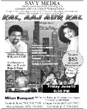 SavyMedia Presents  Presents A Musical Evening With Manisha Savla & Group