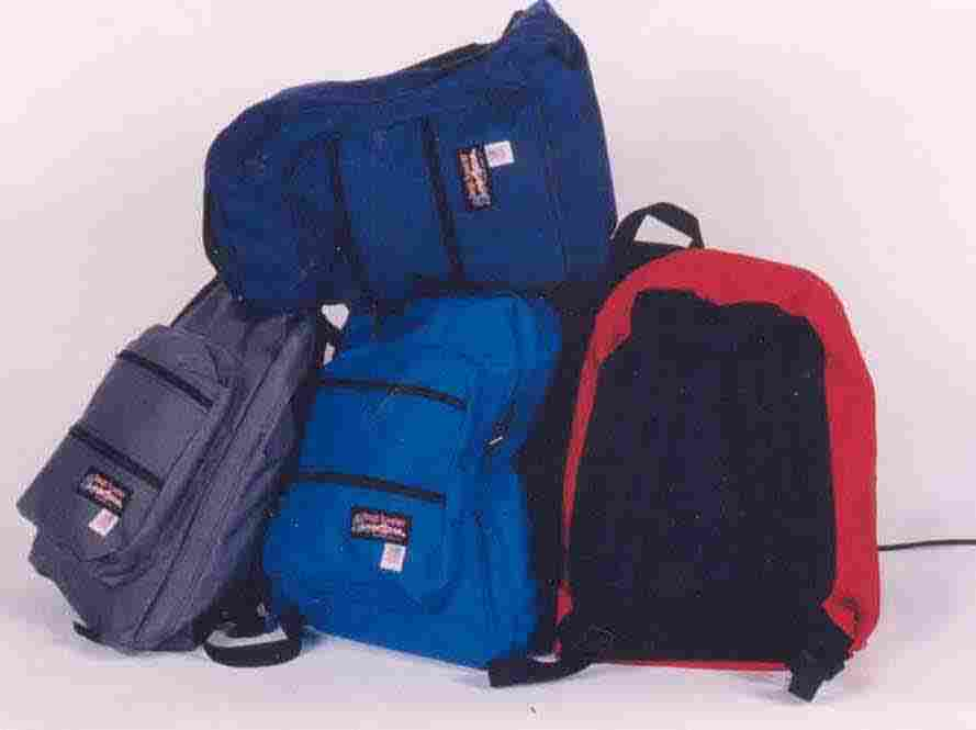 Youth Corner: The Pack On My Back  My Backpack