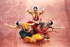 The Nrityagram Dance Ensemble - An Impressive Blend Of  Old And New