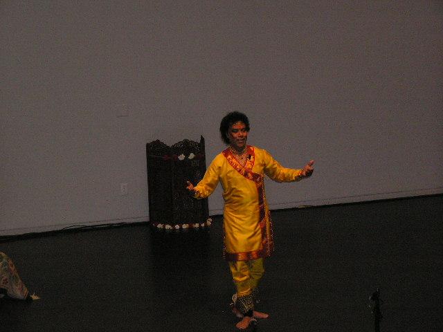 Kathak Yoga - A Blend Of All  Elements Dance