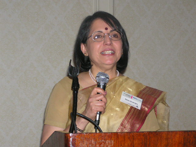 Gauri Banerjee Is 2005 Woman Of The Year