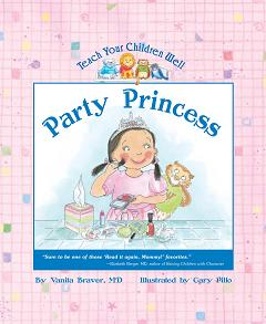 Book Review - Party Princess
