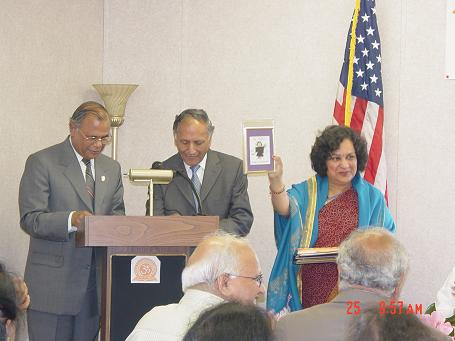 Mona Khaitan Awarded The First Ph.D By Hindu University Of America