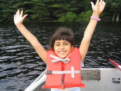 Vivekananda Family Camp–A Summer Treat For Children And Families