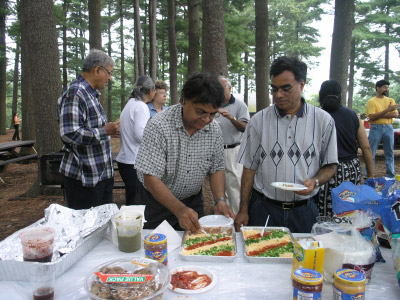 Organizations Celebrate Summer With Picnics