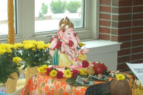 NEMM Celebrates Ganesh Festival