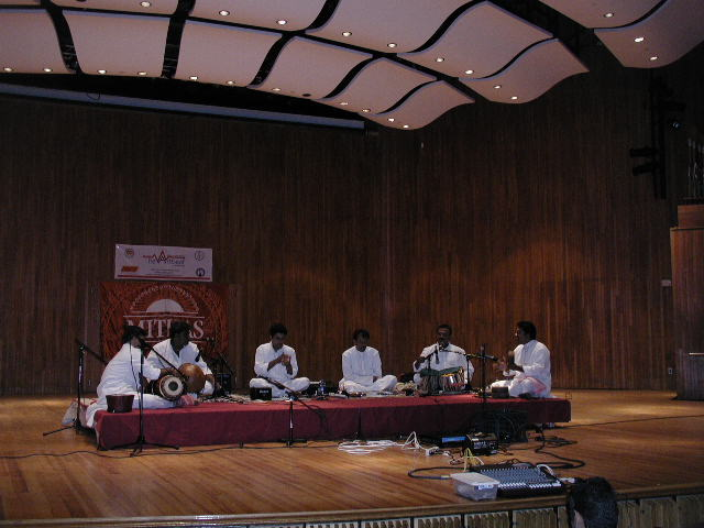 HeArtbeat Ensemble - Carnatic Music With A Twist