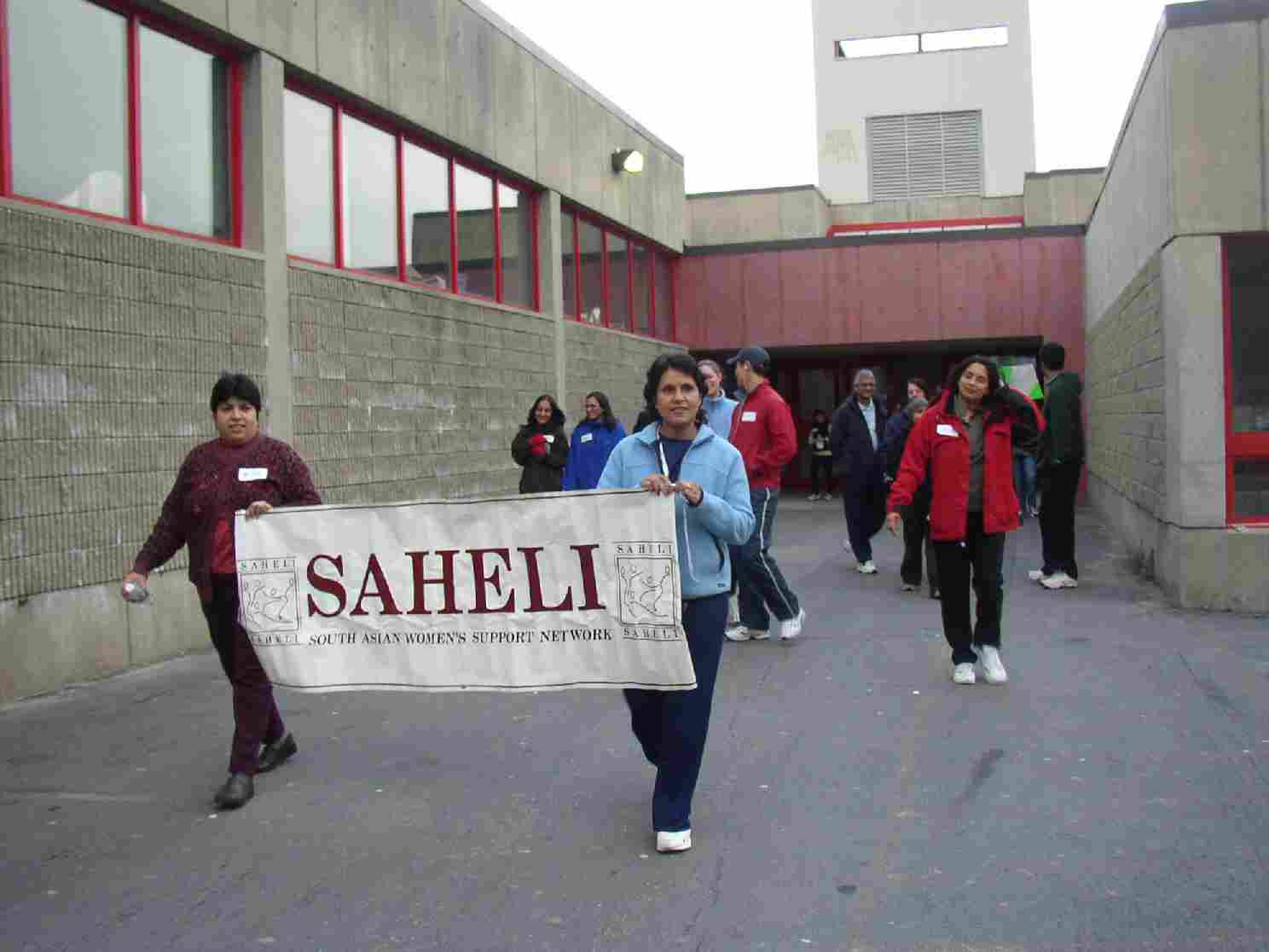 Saheli 5K Run/- Walk A  Success