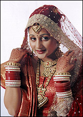 Shelly Chhabra Indian Bridal Exhibition