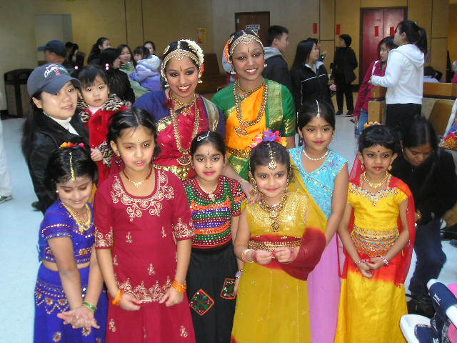 Asian Gathering In Quincy
