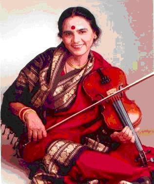 Three Generations Of Violinists: N. Rajam, Sangeeta Shankar, And Nandini And Ragini Shankar