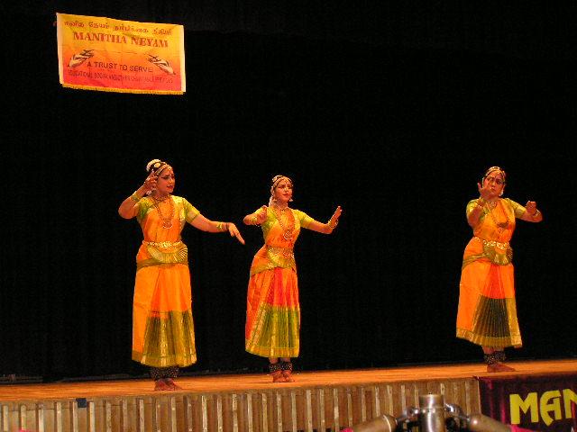 Bharatiyar's Poetry In Dance