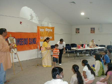 Knowledge Contest On Ramayana Awards Winners And Draws Participants