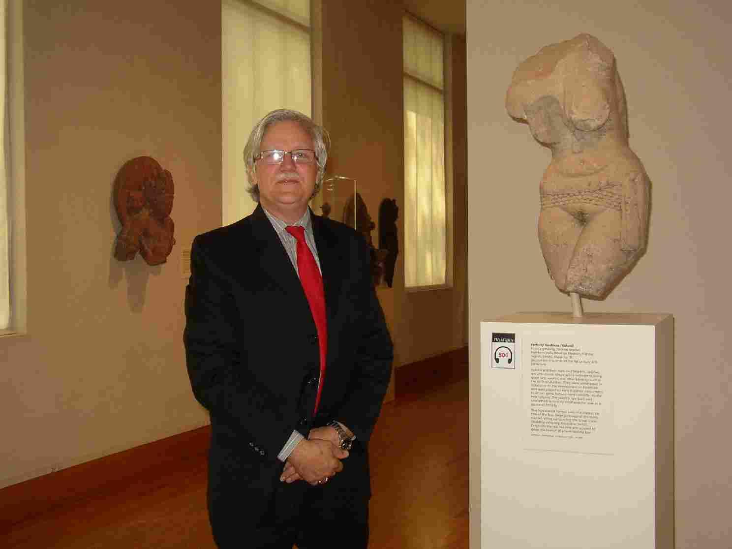 Lokvani Talks To Dr. Woodman Taylor, Assistant Curator At The MFA
