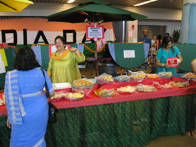 ISW Celebrates India Day Festival