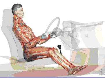 Technology - Evaluation Of Long-Term Seating Comfort Through Simulation Of Driver Movement