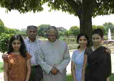 Youth Section - I Met Dr. Abdul Kalam, President Of India