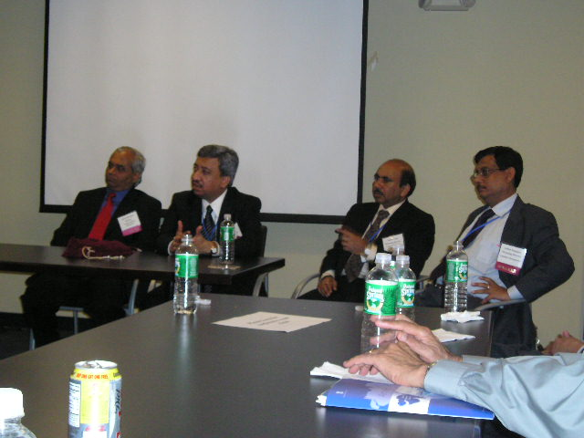 TiE-Boston Hosts Gujarat Delegation