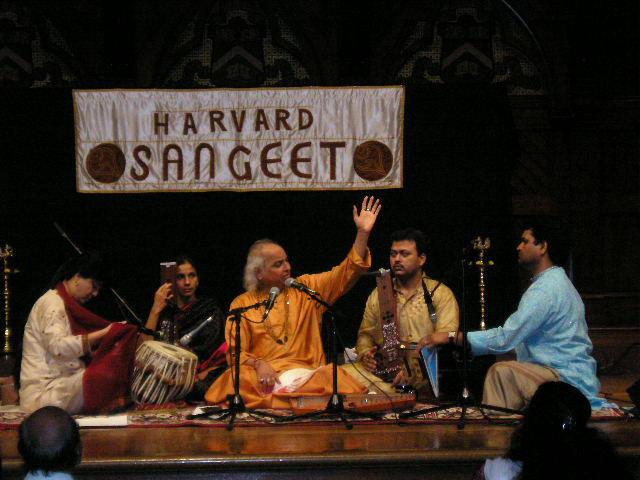 Pandit Jasraj's Concert - A Spiritually Uplifting Experience